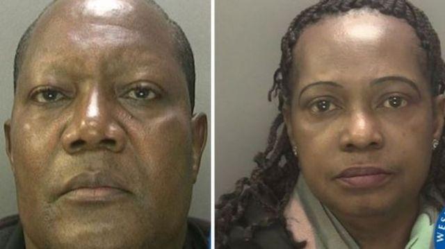 Birmingham Crown Court convicted Michael Oluronbi and Juliana Oluronbi of numerous charges