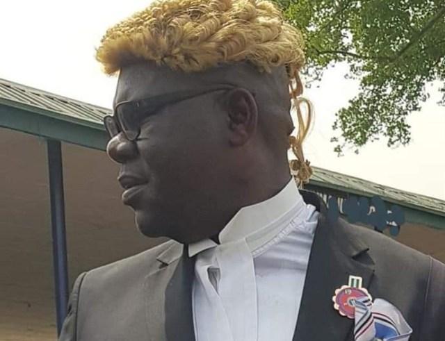 Prof Nnamdi Obiaraeri