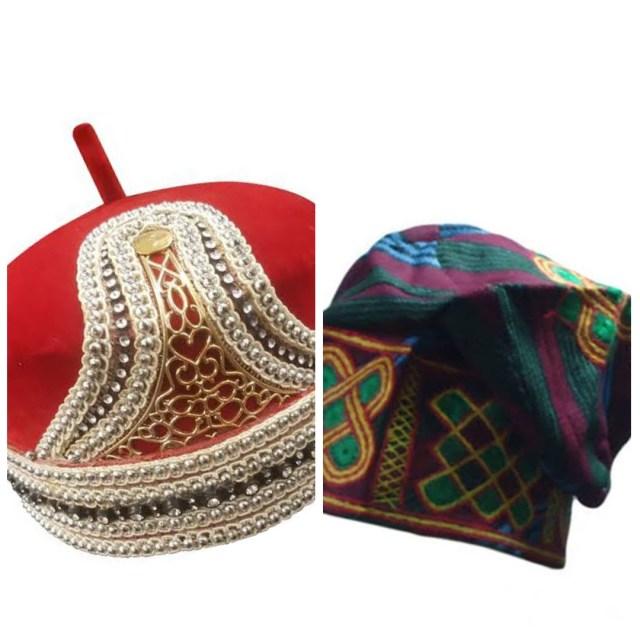 Igbo, Yoruba traditional cap