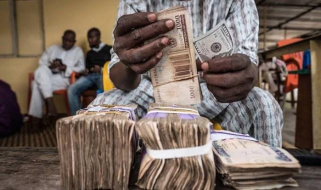 Naira and Dollar rate