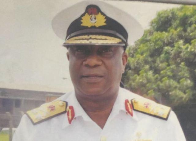Admiral Joe Aikhomu
