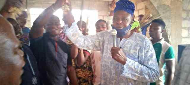 Hon Olubunmi Obeisun