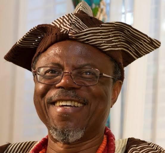 Professor Toyin Falola