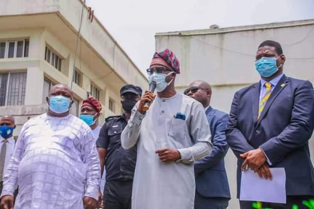 Osun Deputy governor, Alabi