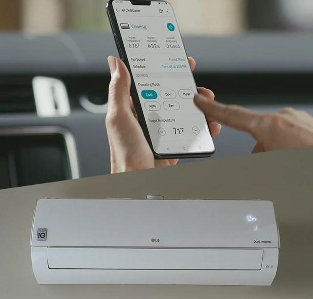 ThinQ Micro Air-conditioner