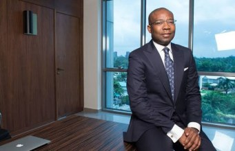 Ex- Access Bank CEO, Aigboje Aig-Imoukhuede