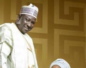 President Muhammadu Buhari's son-in-law,Gimba Yau Kumo