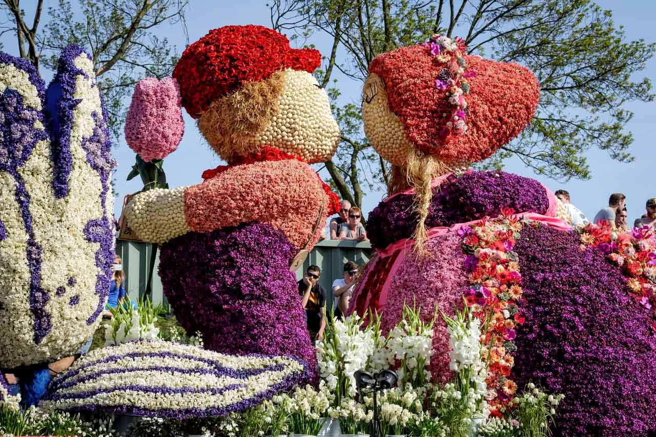 Keukenhof Holland 2019 ffnungszeiten  Blumenpark in Lisse