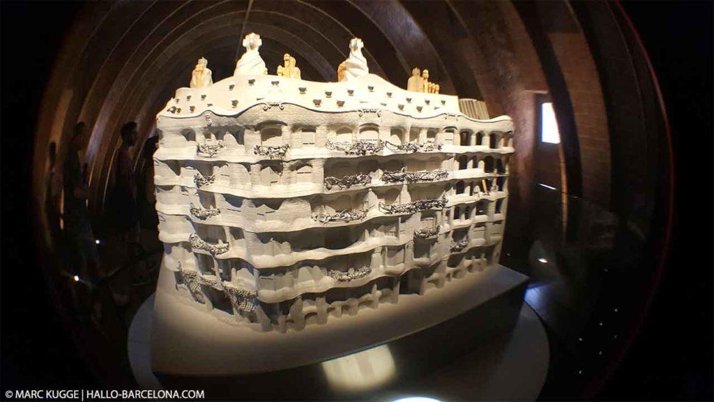 Gauds Werke in Barcelona  Alle Sehenswrdigkeiten