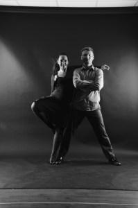 Tanja & Jens Pose