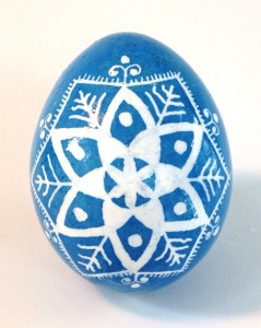 Pysanka: Snowflake Ornament Workshop
