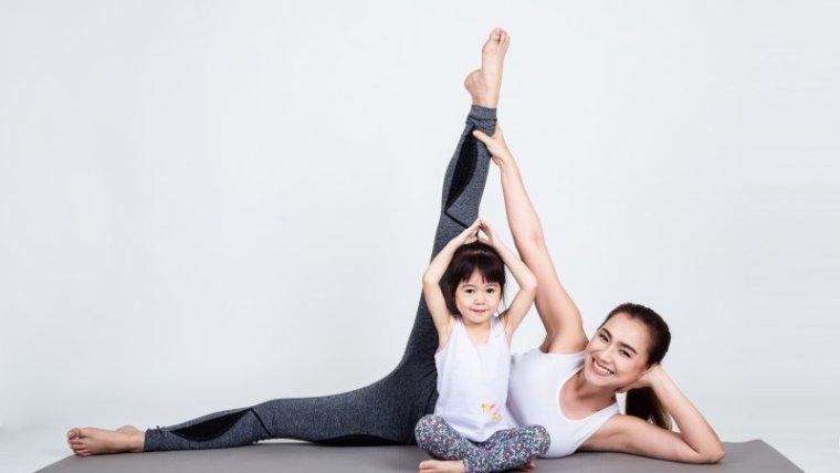 Olahraga Ini Bisa Moms Lakukan Bersama Anak!