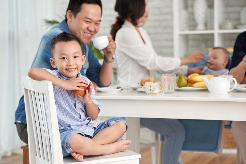 Jangan Lupa, Ini Manfaat Sarapan Pagi untuk Anak