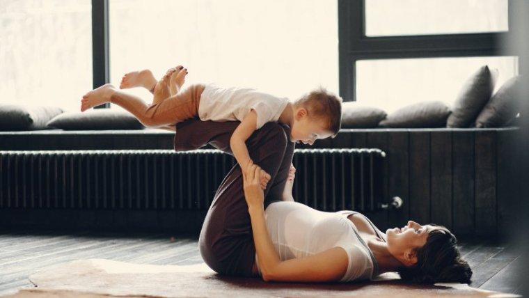 Moms,  Ikuti Gerakan Senam Ibu Hamil 7 Bulan yang Aman Ini