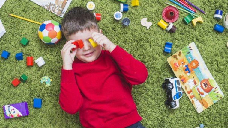 5  Jenis Mainan Edukasi Anak  untuk  Melatih Kreativitas  Mereka
