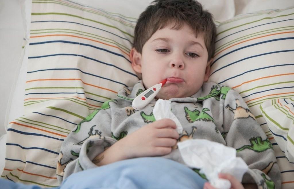 Penyakit Tipes Pada Anak Dapat Menyerang Kapan Saja, Beginilah Cara Mengobatinya!