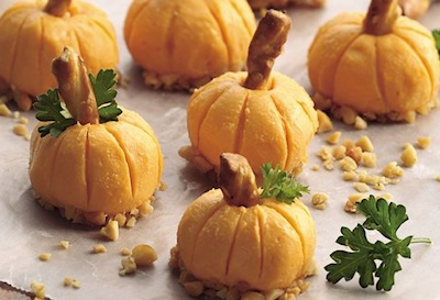cheesy pumpkins recipe