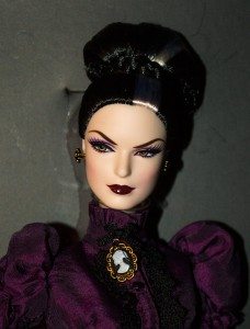 Haunted Beauty Mistress of the Manor Barbie