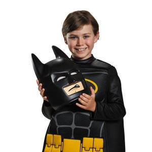 Batman Lego Halloween Costume