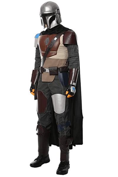 Mandalorian Costume