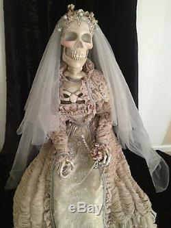 Katherines Collection Life Size 60 Halloween Corpse Bride
