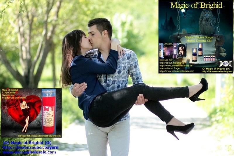 Hexenzauber, Magic of Brighid, Informationen in Deutsch, English, Francais, Italia, Haendlerliste, Distributors, Sorcieres, Strega, Brujas, Witchcraft