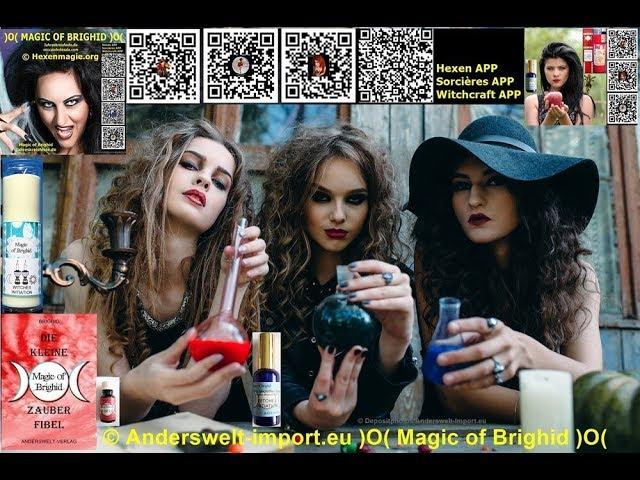 Hexenzauber, Hexenmagie, Hexenrituale, Hexenfeste, Kerzenmagie, Witchcraft, Sorcieres, Strega, Brujas, Witchcraft, Wiccan, Hexenkerzen, Hexenöle, Love Spell