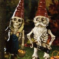 Cool Find: Skel-A-Gnome Garden Sculpture