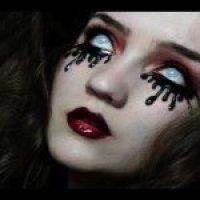 DIY of the Week: How to Create Black Tears Eyelashes