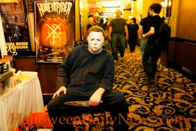 Mad Monster Party 2014 (photo by Halloween Daily News)