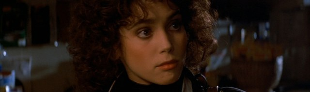 Stacey Nelkin in 'Halloween III: Season of the Witch'.