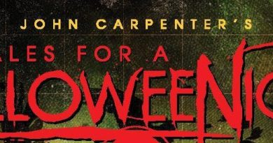 John Carpenter's 'Tales for a HalloweeNight' Volume 1