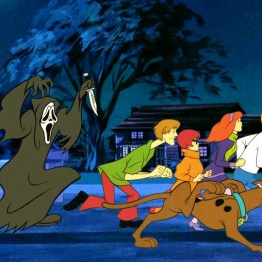 Ghostface Scooby-Doo 'Lost Mysteries' - art by ibTrav Illustrations