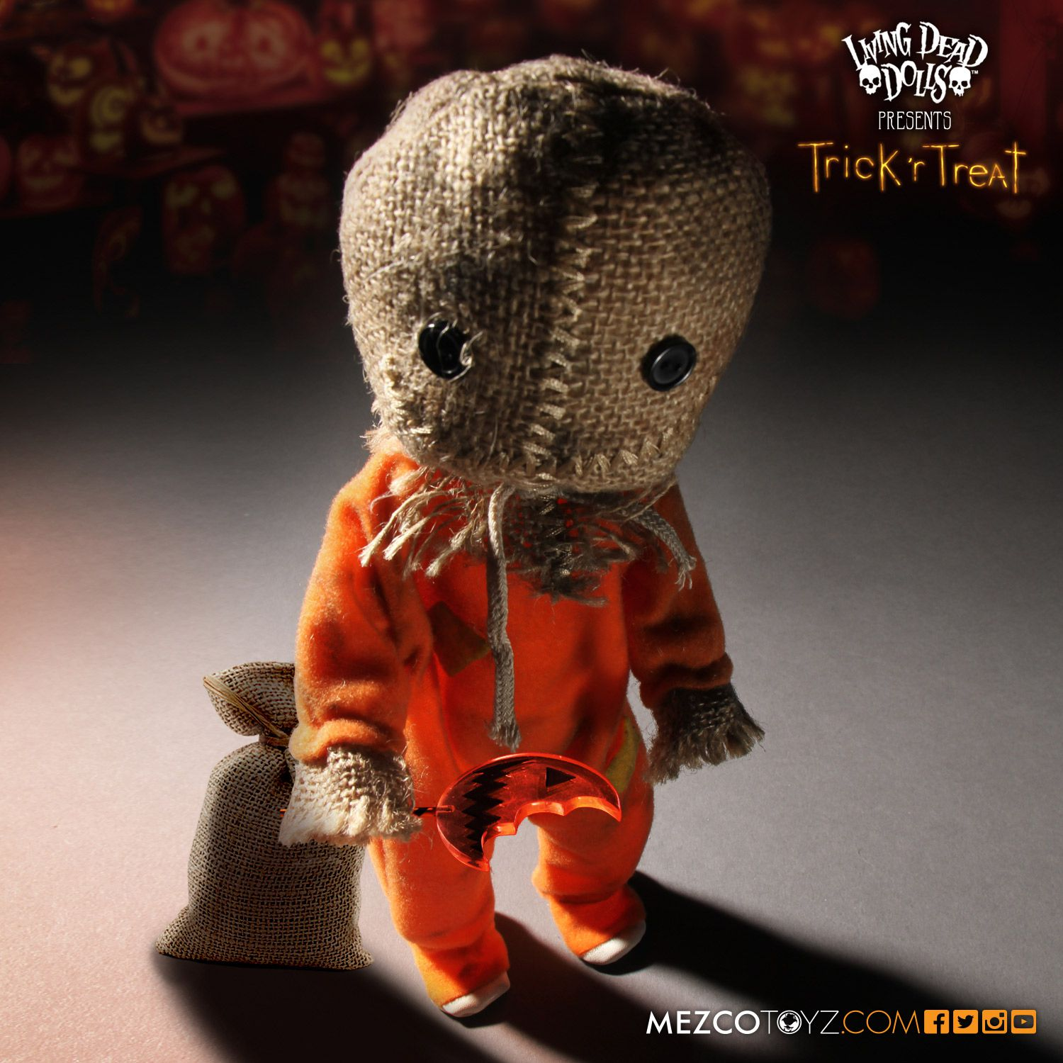 Mezco - Trick 'r Treat Sam Living Dead Dolls 03