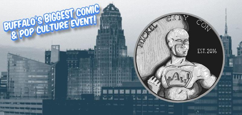 Nickel City Con - banner