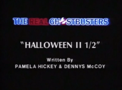 The Real Ghostbusters - Halloween II and a half