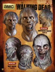 Trick or Treat Studios 2016 Catalog - The Walking Dead 01