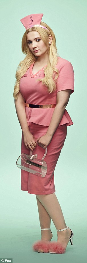 Scream Queens Season 2 - Abigail Breslin