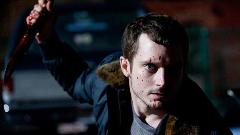 Elijah Wood is killer in 'Maniac'.