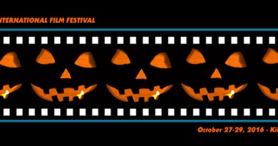 Halloween International Film Festival - Oct. 27-29, 2016 in Kill Devil Hills, NC