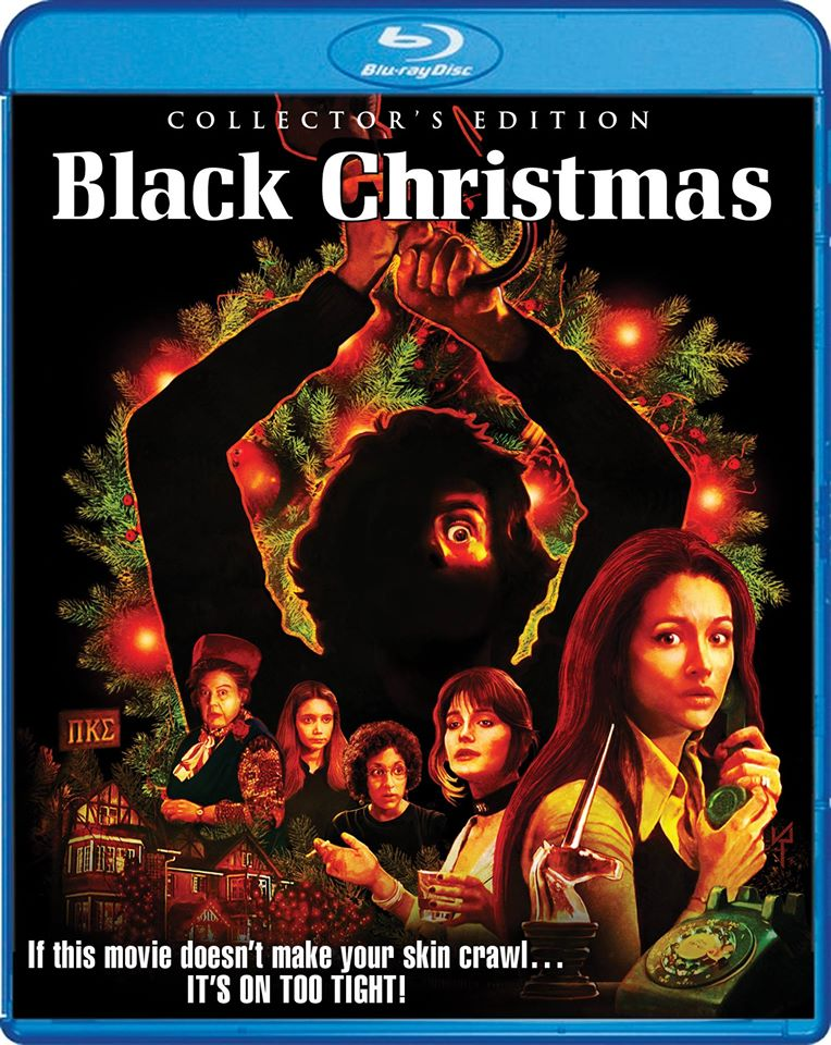 Black Christmas' Collector's Edition Blu-ray Coming From Scream