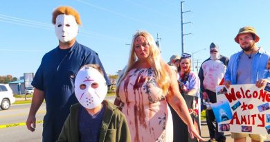 Outer Banks Halloween Parade 2016 Highlights [Video / Photo Gallery]