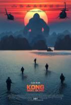 'Kong: Skull Island' - poster