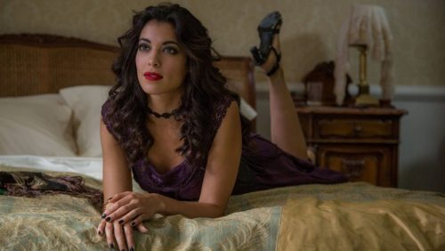 Stephanie Sigman stars in 'Spectre'.