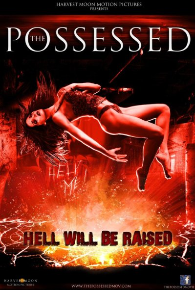 'The Possessed' - poster