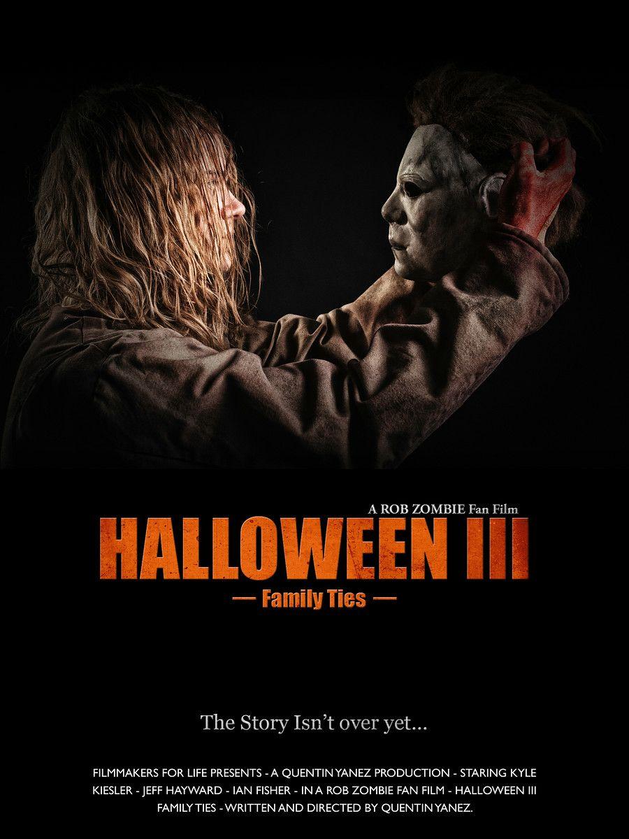 Fan Film] Watch the Trailer for 'Halloween III: Family Ties ...