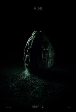 'Alien: Covenant' poster