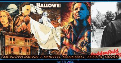 Terror Threads 'Halloween' shirt collection Part 2