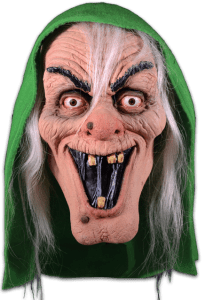 EC Comics 'Tales from the Crypt' Vault Keeper mask by Trick or Treat Studios