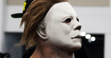 Michael Myers Goes To Comicon [Video / Photo Gallery]
